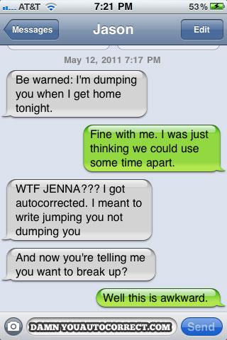 dumping-you
